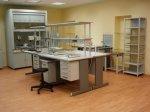 Металлическая мебель для лаборатории