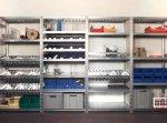 Стеллажи из металла: классификация и применение