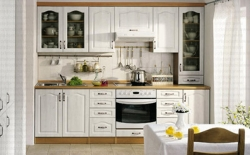 Разновидности кухонных гарнитуров
