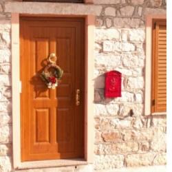Стальные двери или посторонним вход воспрещен